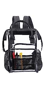 Fashion Clear Backpack