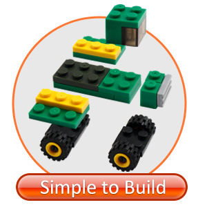 car building blocks