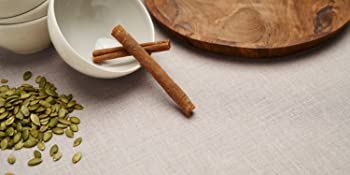 100% Pure Linen Tablecloth Table Runner
