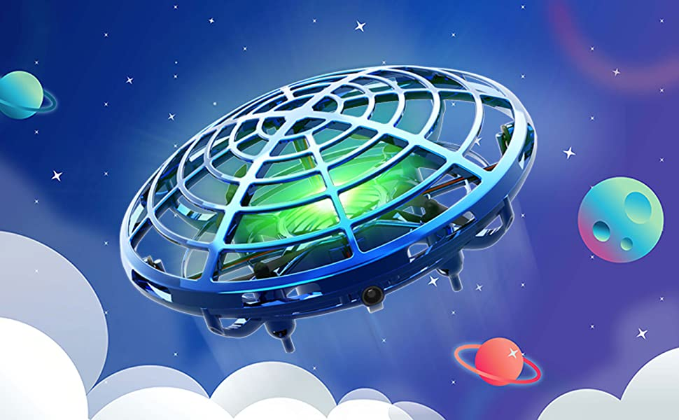 UFO Drone Hand operated drone for kids in Jabago store