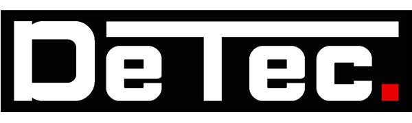 DeTec. logo.