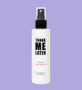 Thank Me Later Makeup Setting Spray: Long Lasting, Facial Mist Setting Spray with Matte Finish an...