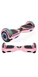 rose hoverboard