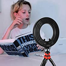 portable ring light