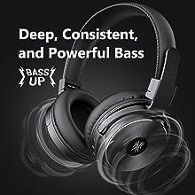 HiFi Sound & Powerful Bass Up