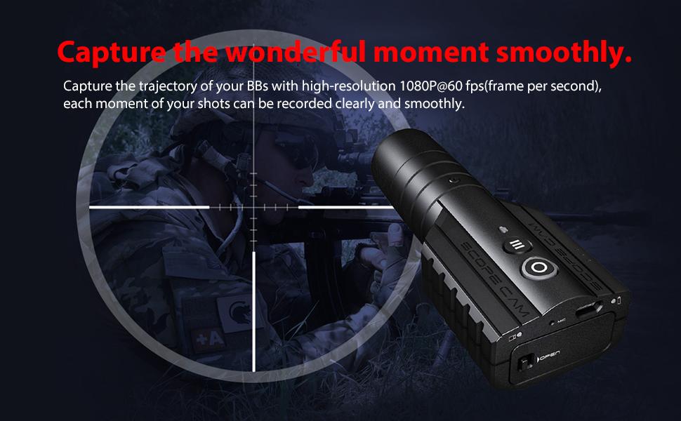 scope camera