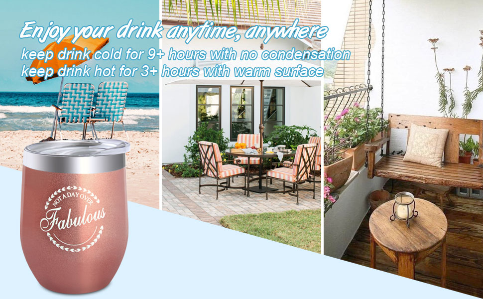 summer gifts beach gift best friend gifts friendship not a day over fabulous relax home