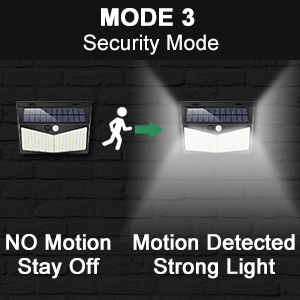 security lights solar
