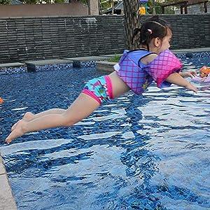 swimming vest float