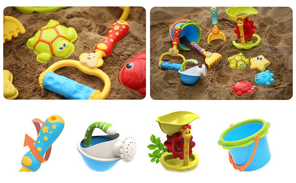 お砂遊びセット
