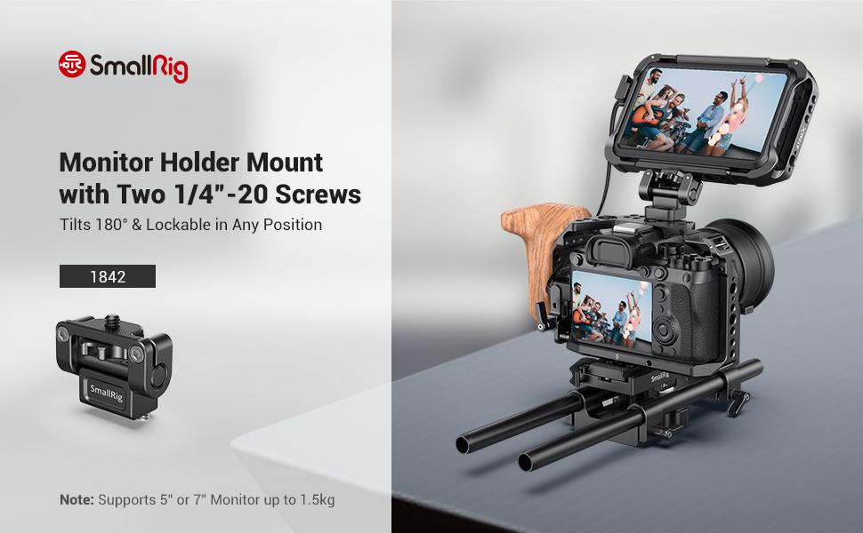 smallrig mounitor mount