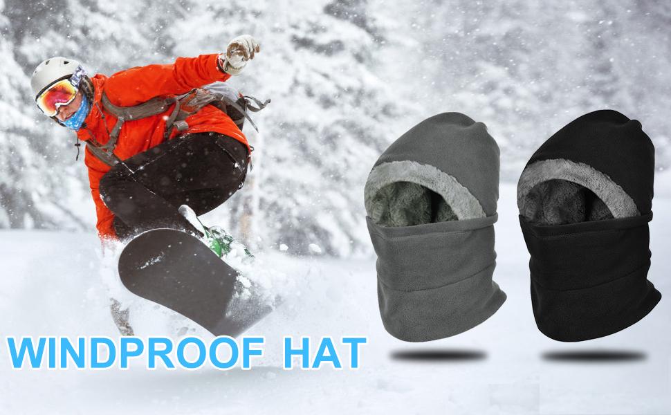 windproof hat