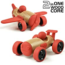Swoods, toddler toys, wooden toys, car, plane