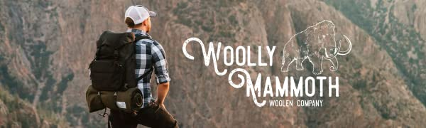 Woolly Mammoth Woolen Company   Virgin Merino Wool Blankets