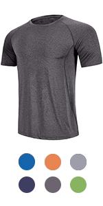 Gamegear Men/'s Cooltex Short Sleeved T-Shirt Dry Wicking /& Breathable KK991