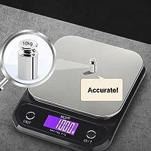 kitchen weighing machine digital kitchen scale stainless steel food weighing machine weight machine