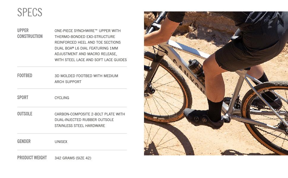 giro sector bike mtb footwear specs