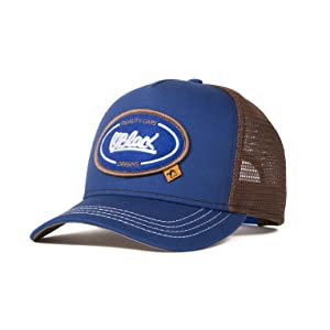Oblack Gorras Trucker Origins Blue Navy Azul Beisbol Ajustable con ...