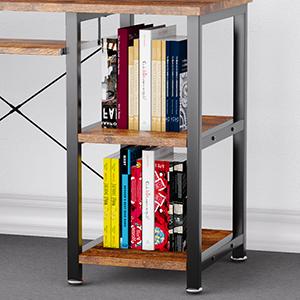Multi-Function Open Shelf