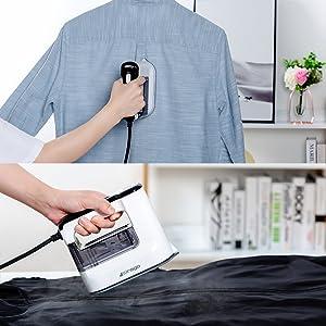 mini garment steamer