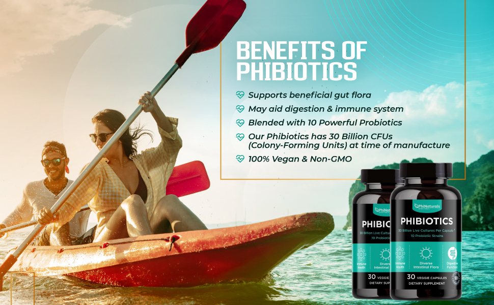 gut flora digestion probiotics 30 billion