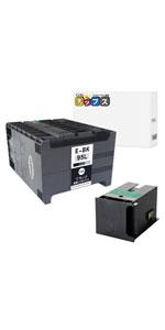 ブラック 1個+互換メンテナンスボックス