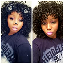 wig with bangs for black women wigs with bangs wigs black hair curly wigs full halloween