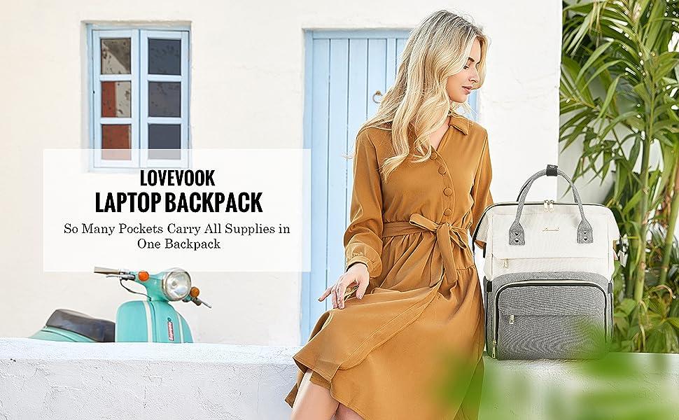 LOVEVOOK rucksack damen