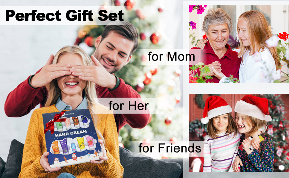 hand cream set gifts for mom gifts for her gifts for sisters