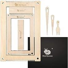 rectangle loom 2 sets kit