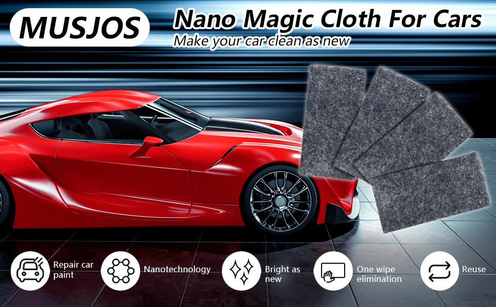 nano sparkle cloth