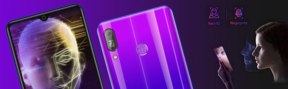 Fingerprint Sensor & Face Lock