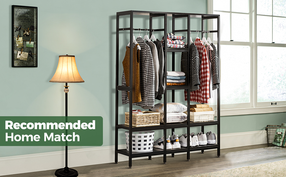 modern rack for clothes