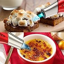 kitchen blow torch for desert mini gas blow torch gun soldering solder irons mini torch for cooking