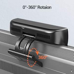 0-360 ROTATION WEBCAM