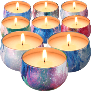 Home Decor Tomato Leaf Candle Fragrance Present Gratitude Gift Glass Votive Earth Love 100/% Natural Soy Mother\u2019s Day Wax