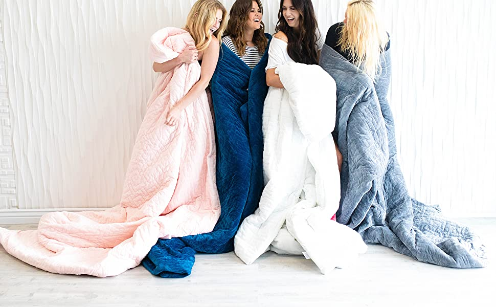 2-in-1 Weighted Blanket