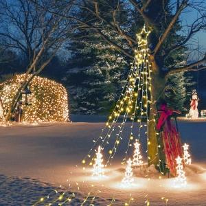 star lights for Christmas