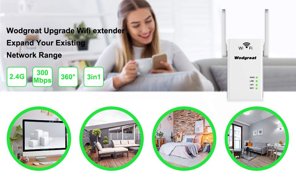 expand wifi coverage