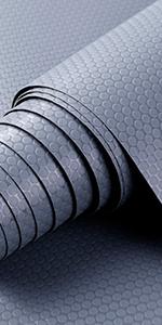 Shelf Liner K/üchenschubladenmatten Grau, 30cmx150cm nicht klebende EVA-Material-K/ühlschrankauskleidungen mit wasserdichtem Schubladenauskleidung haltbarem K/ühlschranktisch Tischsets f/ür Schrank