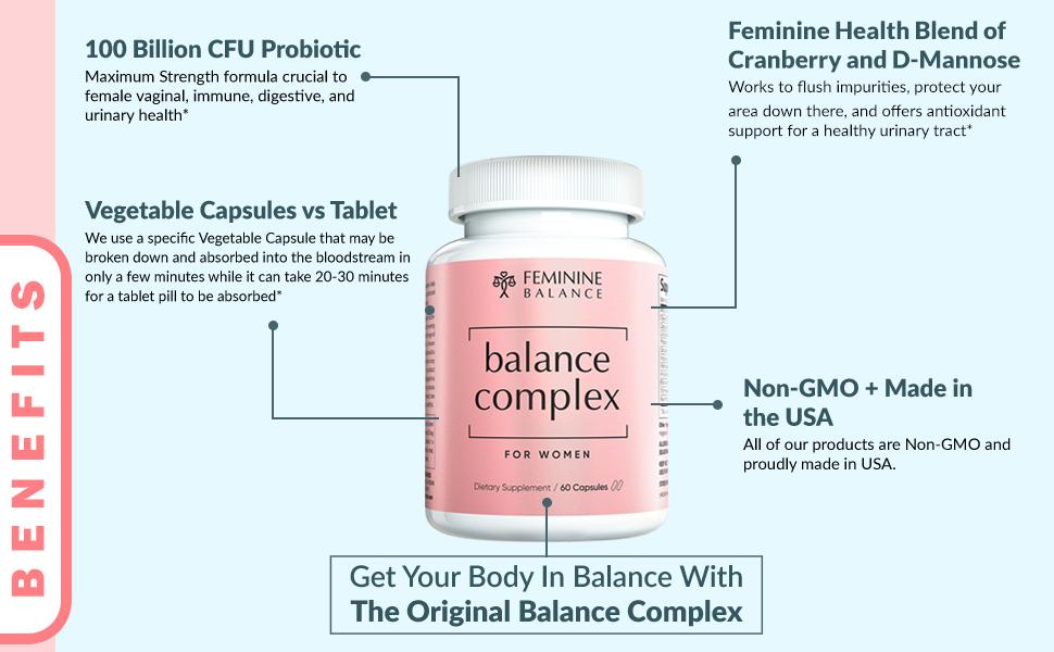 Benefits Balance Complex