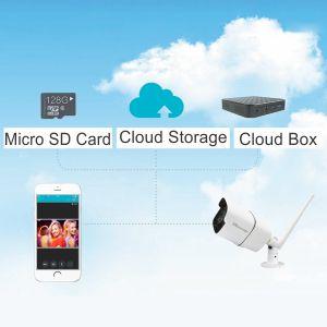 Wifi IP CCTV Camera With Cloud Storage