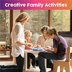 develop love for arts and crafts activity hobby paracord bracelets creative making crafting