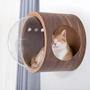 Cat Bed,Cat Furniture,Cat House,Wall Mounted,Cat Wall,Cat tree,Cat Shelves,Cat Tower, Window Perch,