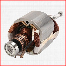 copper motor