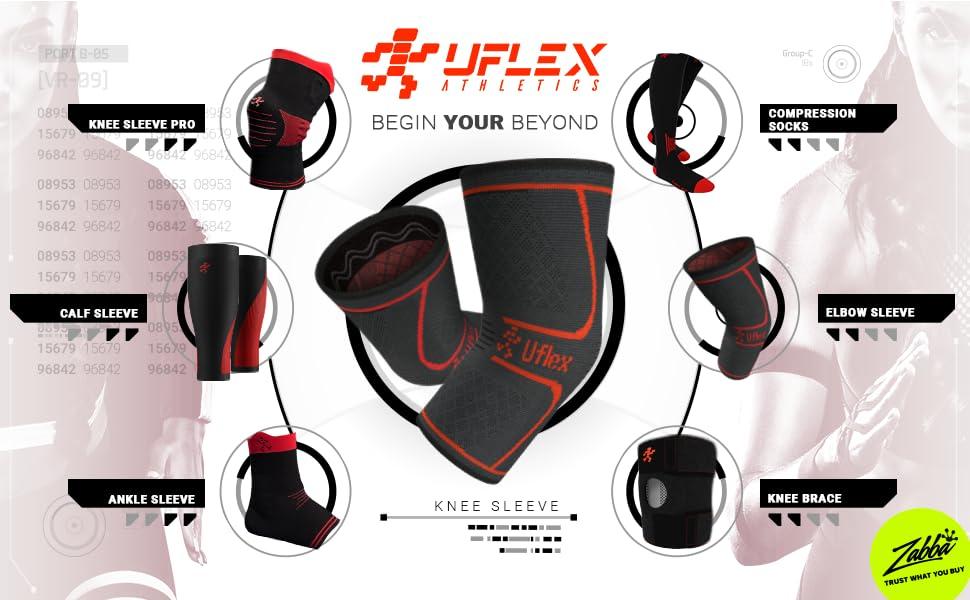 Uflex Knee Sleeve