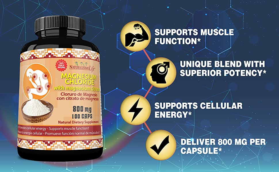 what does magnesium citrate do for the body