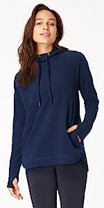 escape womens hoodie sweatshirt