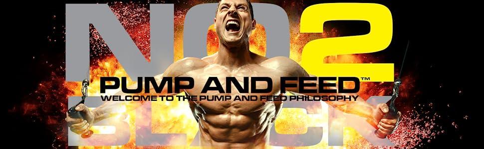 NO2 Pump and Feed