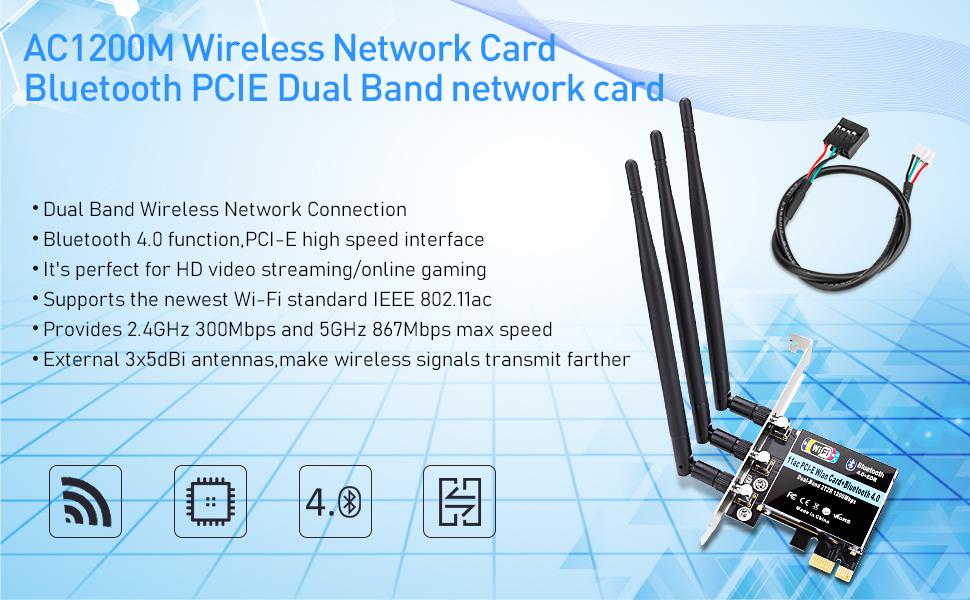 wireless network card